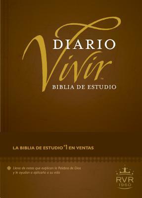 Diario Vivir Biblia de Estudio-Rvr 1960
