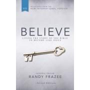 NIV, Believe, Hardcover
