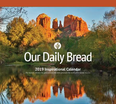 2019 Our Daily Bread Wall Calendar