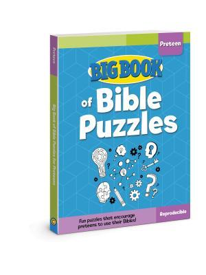 Big Book of Bible Puzzles for Preteens
