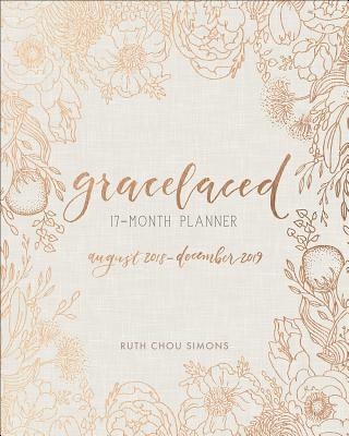Gracelaced 17-Month Planner
