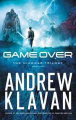 GAME OVER BOOK THREE BLUE