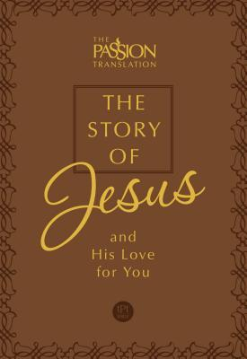 The Story of Jesus (Faux Leather Edition)
