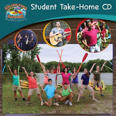 Vacation Bible School (Vbs) 2018 Rolling River Rampage Student Take-Home CD (Pkg of 6): Experience the Ride of a Lifetime with God!