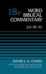 WORD BIBLICAL COMMENTARY 18B JOB 38-42