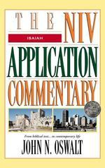 ISAIAH NEW APPLICATION COMMENTARY