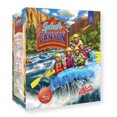 Splash Canyon Starter Kit - Vbs 2018 Splash Canyon Starter Kit - Vbs 2018