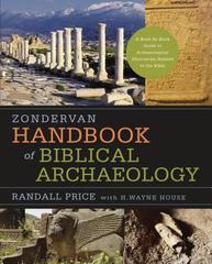 ZONDERVAN HANDBOOK OF BIBLICAL ARCHAELOLOGY