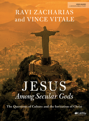 Jesus Among Secular Gods - Bible Study Book