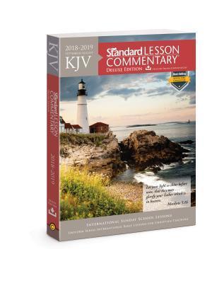 KJV Standard Lesson Commentary(r) Deluxe Edition 2018-2019