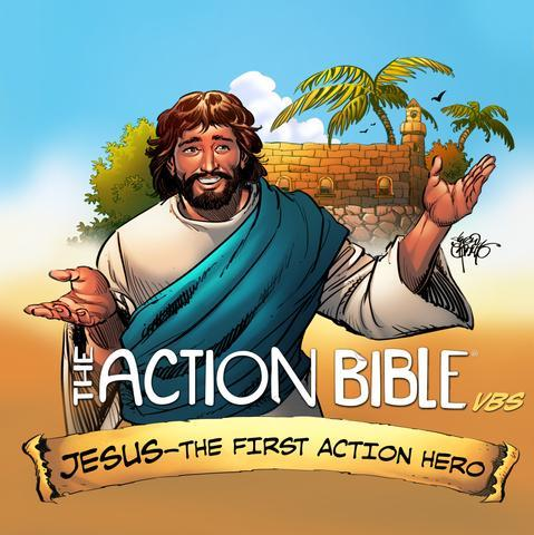 The Action Bible VBS All-in-One Digital Kit