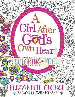 A Girl After God's Own Heart(tm) Coloring Book