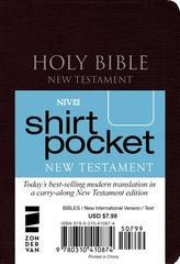 NIV SHIRT POCKET NT BURGUNDY