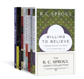 R C Sproul Legacy Collection - 9 titles