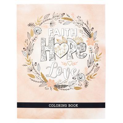 Color Bk Faith Hope Love