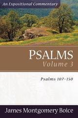 PSALMS VOL. 3