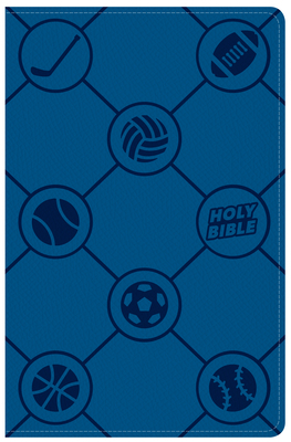 CSB Kids Bible, Sports Leathertouch