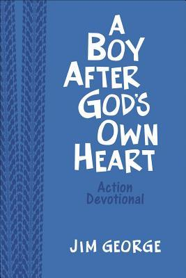 A Boy After God's Own Heart Action Devotional Deluxe Edition