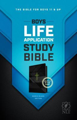 Boys Life Application Study Bible NLT, Tutone