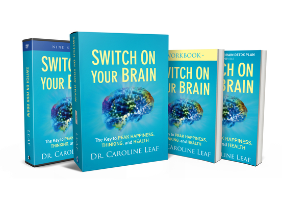Switch On Your Brain Curriculum Kit: The Key to Peak Happiness, Thinking, and Health