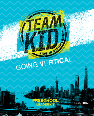 Preschool Teamkid Going Vertical Leader Kit