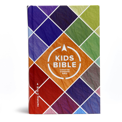 CSB Kids Bible, Hardcover
