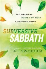SUBSERSIVE SABBATH