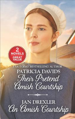 Their Pretend Amish Courtship and an Amish Courtship: Their Pretend Amish Courtship\An Amish Courtship