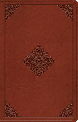 ESV Premium Gift Bible (Trutone, Tan, Ornament Design)