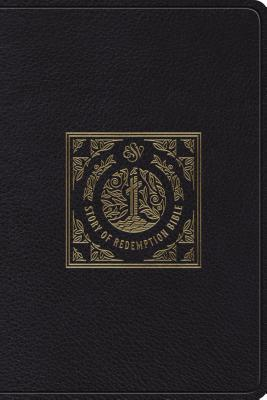 ESV Story of Redemption Bible: A Journey Through the Unfolding Promises of God (Black)