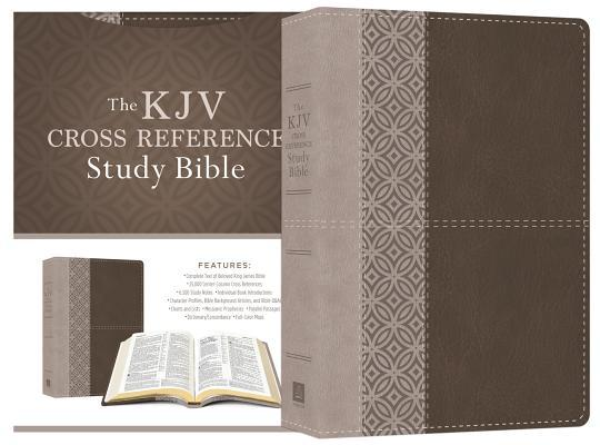 KJV Cross Reference Study Bible [Stone]