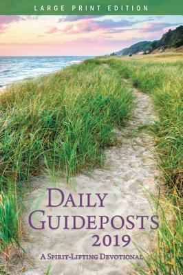 Daily Guideposts 2019 Large Print