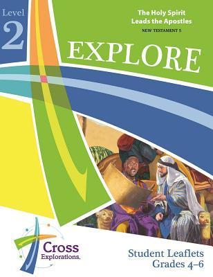 Explore Level 2 (Gr 4-6) Student Leaflet (Nt5)