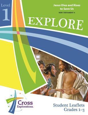 Explore Level 1 (Gr 1-3) Student Leaflet (Nt4)