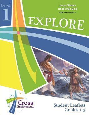 Explore Level 1 (Gr 1-3) Student Leaflet (Nt2)