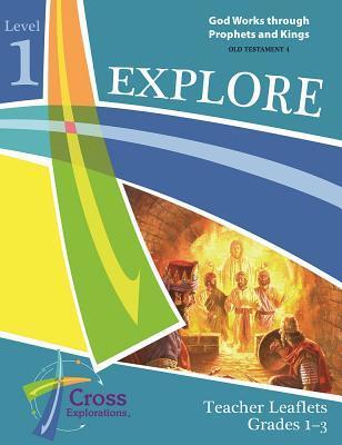 Explore Level 1 (Gr 1-3) Teacher Leaflet (Ot4)