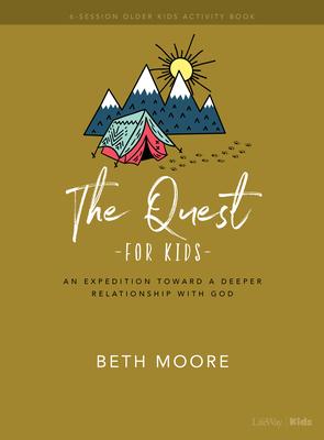 The Quest Older Kids Activity Book