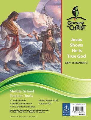 Middle School Teacher Tools (Nt2)