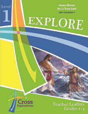 Explore Level 1 (Gr 1-3) Teacher Leaflet (Nt2)