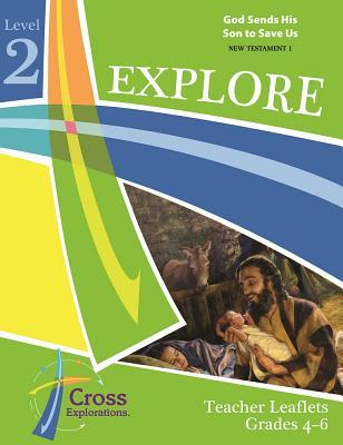 Explore Level 2 (Gr 4-6) Teacher Leaflet (Nt1)