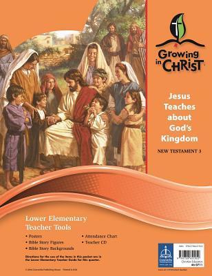 Lower Elementary Teacher Tools (Nt3)