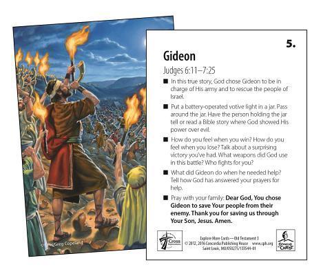 Explore More Cards (Ot3)