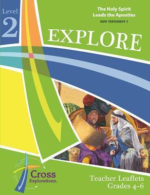 Explore Level 2 (Gr 4-6) Teacher Leaflet (Nt5)