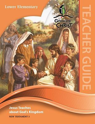 Lower Elementary Teacher Guide (Nt3)