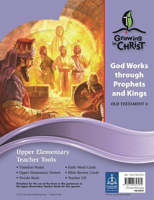 Upper Elementary Teacher Tools (Ot4)