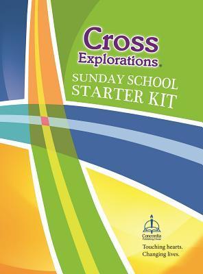 Cross Explorations Sunday School Kit (Nt4)