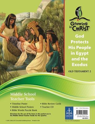 Middle School Teacher Tools (Ot2)