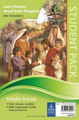 Middle School Student Pack (Nt3)