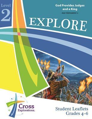 Explore Level 2 (Gr 4-6) Student Leaflet (Ot3)