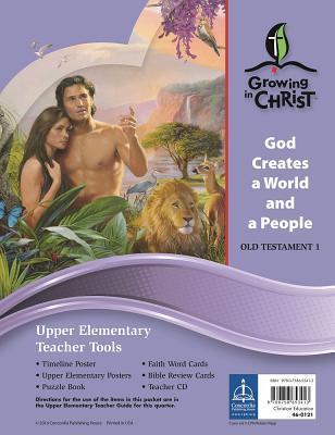 Upper Elementary Teacher Tools (Ot1)